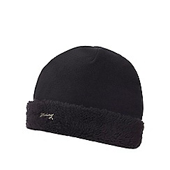 Mantaray - Black fleece hat