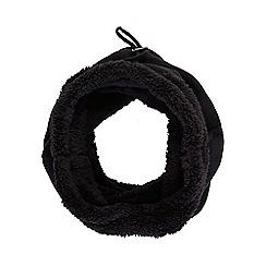 Mantaray - Black fleece snood