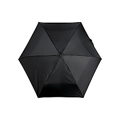 Totes - Black auto open umbrella