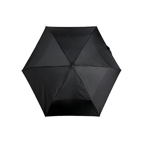 Totes - Black auto open umbrella