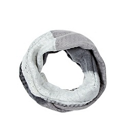 Betty Jackson.Black - Designer grey ombre snood