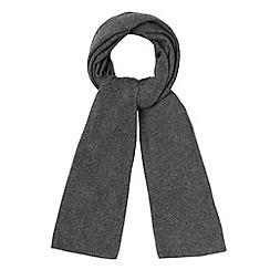 J by Jasper Conran - Designer grey cashmere scarf