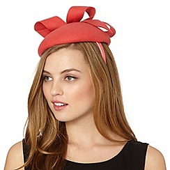 J by Jasper Conran - Designer orange ruffle beret