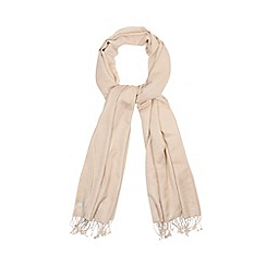 Bailey & Quinn - Natural cashmere blend pashmina