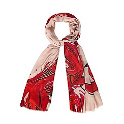 Floozie by Frost French - Pink flamingo scarf