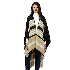 Red Herring - Multi striped wrap