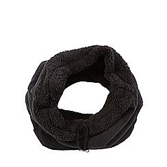 Mantaray - Black fleece lined snood