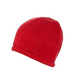 The Collection - Red fluffy hat