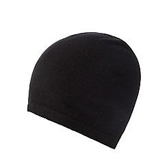 J by Jasper Conran - Black cashmere hat