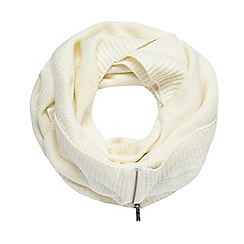 Star by Julien Macdonald - Cream knitted snood