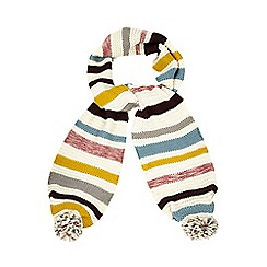 Mantaray - Multi striped scarf