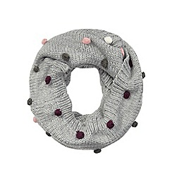 Mantaray - Grey bobble snood
