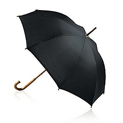 Totes - Black walking umbrella