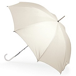 Totes - Ivory wedding umbrella