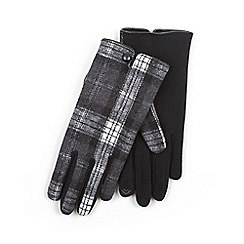 Isotoner - Ladies Woven Thermal Glove