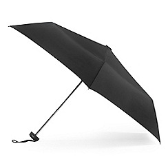 Totes - Black 'super mini' umbrella