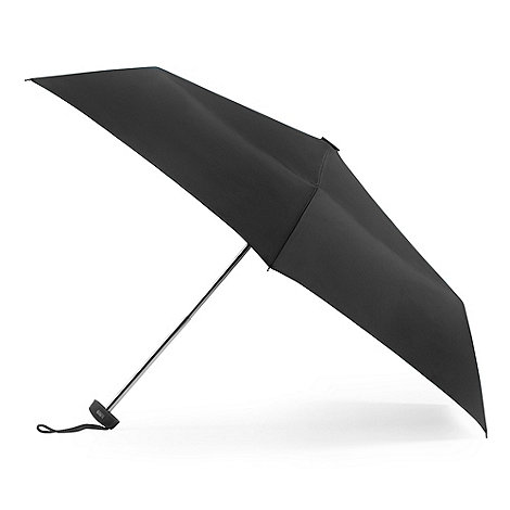 Totes - Black +super mini+ umbrella
