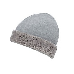 Mantaray - Grey fleece hat