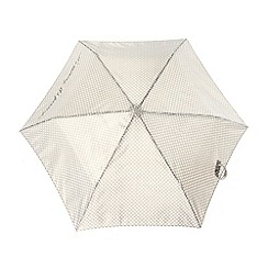 Totes - Grey spotted umbrella
