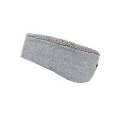 Mantaray - Grey fleece headband