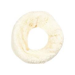 Mantaray - Cream borg snood