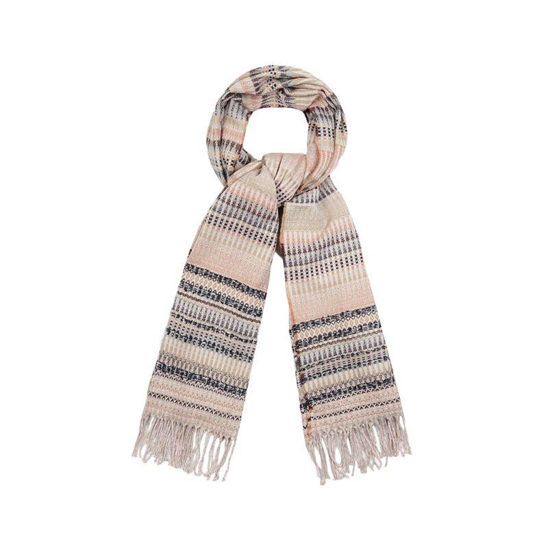 Mantaray Multi-coloured woven scarf