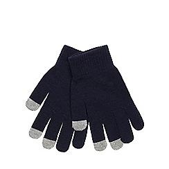 Mantaray - Navy magic gloves