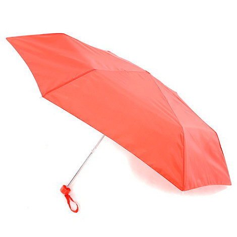 Totes - Peach mini umbrella