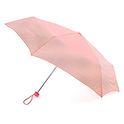 Totes - Orange striped umbrella