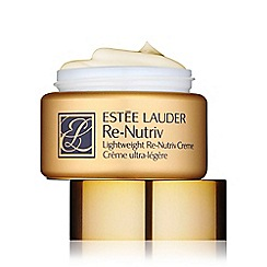 Estée Lauder - 'Re-Nutriv' lightweight cream 50ml