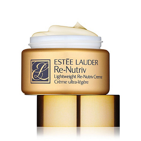 Estée Lauder - +Re-Nutriv+ lightweight cream 50ml