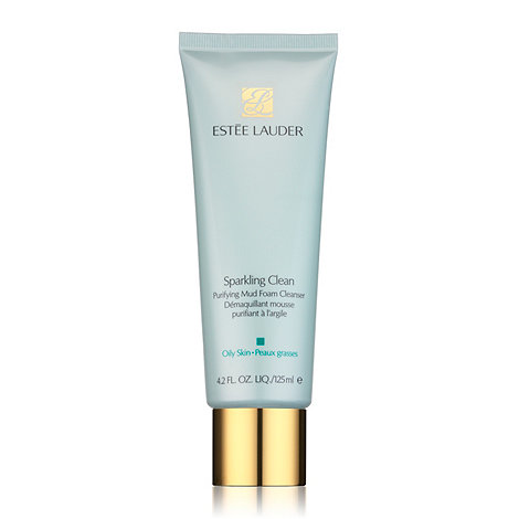 Estée Lauder - Sparkling Clean Purifying Mud Foam Cleanser 125ml