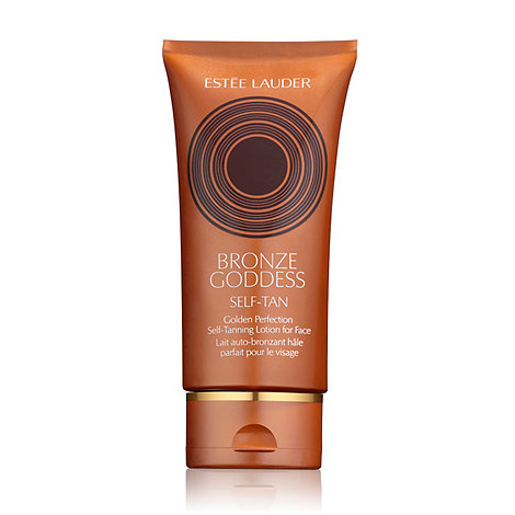 Estée Lauder - Bronze Goddess Golden Perfection Self-Tanning Lotion for Face 50ml