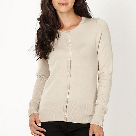 The Collection - Natural stretch cardigan