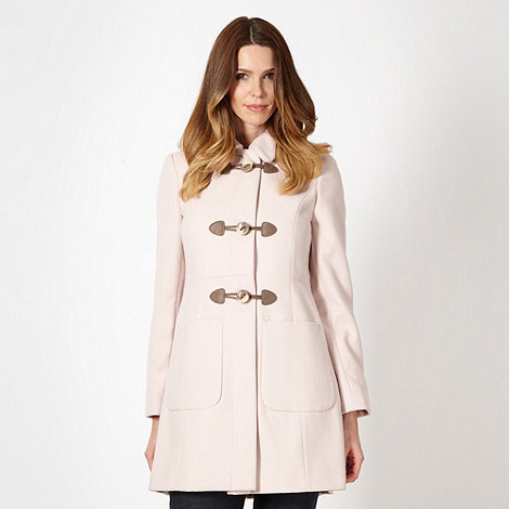 The Collection - Light pink duffle coat