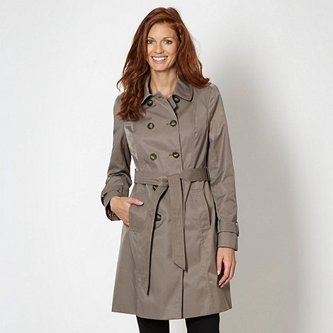 The Collection - Fawn mac coat
