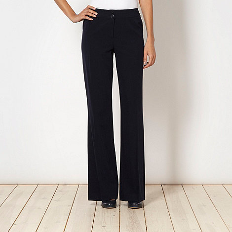 The Collection Petite - Petite navy suit trousers