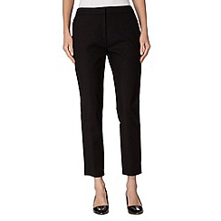 The Collection Petite - Petite black slim leg trousers