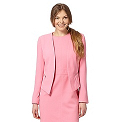 The Collection - Pink crepe jacket