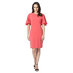 The Collection - Coral pink Kimono dress