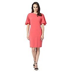 The Collection - Coral pink Kimono dress