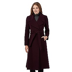 The Collection - Red wine wrap