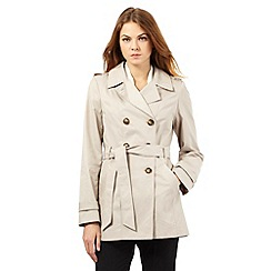 The Collection Petite - Beige mac jacket