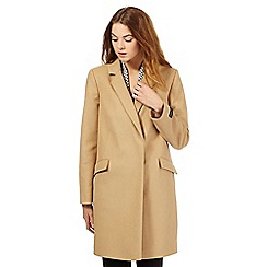 The Collection - Camel oversized coat