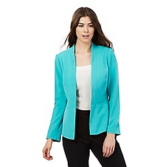 The Collection - Turquoise blazer jacket
