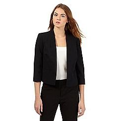 The Collection - Black edge to edge jacket