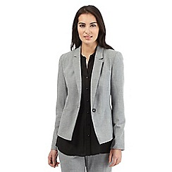 The Collection - Grey structured blazer