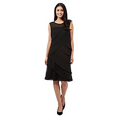 The Collection - Black layered dress