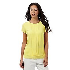 The Collection - Yellow double layer top