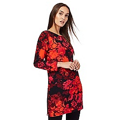 The Collection - Multi-coloured floral tunic